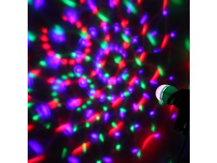 Disco LED žárovka, 1075