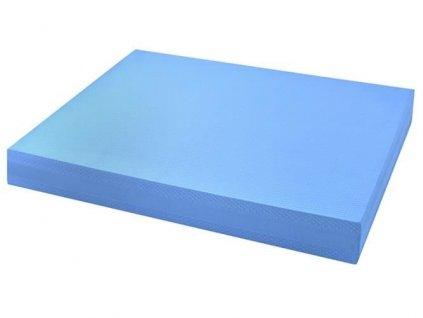 Pěnová balanční podložka 49 x 39 x 6 cm, modrá, 4081