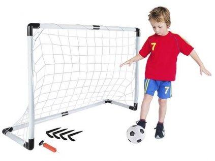Fotbalová branka s míčkem 116x79x38 cm, 5617