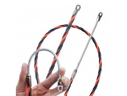 Pomůcka na protahování kabelů F713