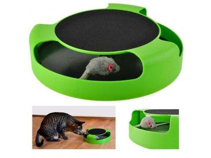 Catch The Mouse - hračka pro kočky, 5404