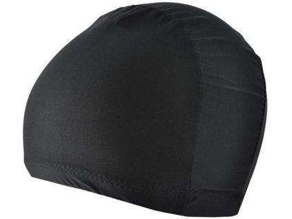 Plavecká čepice, černá, 6296