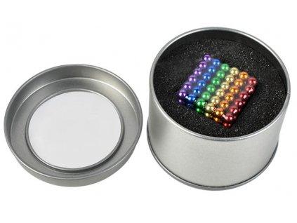 Neocube 5mm, barevné, 216 magnetů, 6501