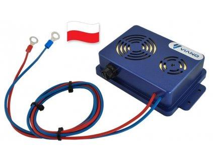 S8359 Elektronický plašič kun a hlodavců