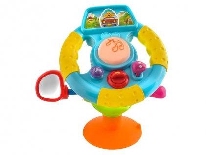 Huile Toys interaktivní multifunkční volant, 8170