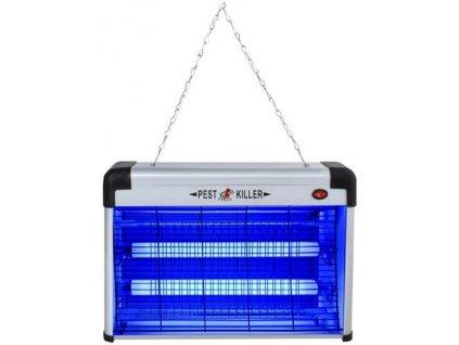 Elektrický lapač hmyzu s UV zářivkou 12W, 8624