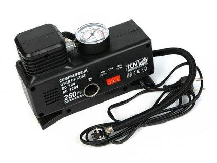 SY-610 Kompresor 230/12V 250PSI, 11008