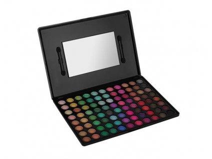 Profesionální paleta očních stínů 88 barev, 8956
