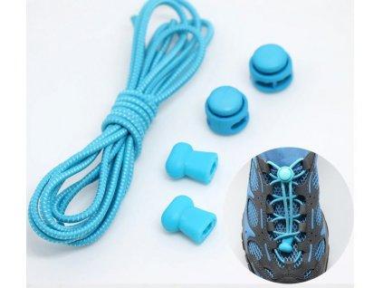 Easy tkaničky - modré H114