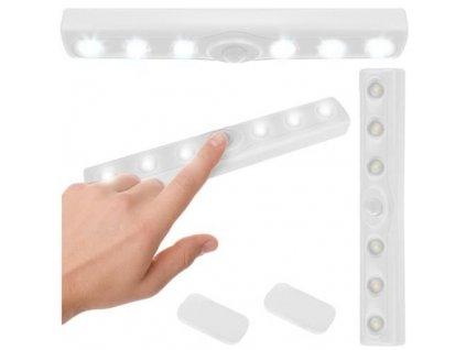LED Osvětlení s pohybovým senzorem 6 LED, 3x AAA, 9111