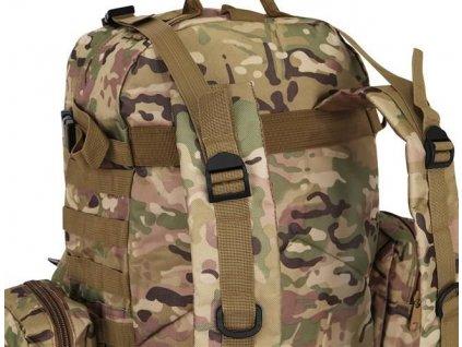 Vojenský batoh 45L maskáč, 8923