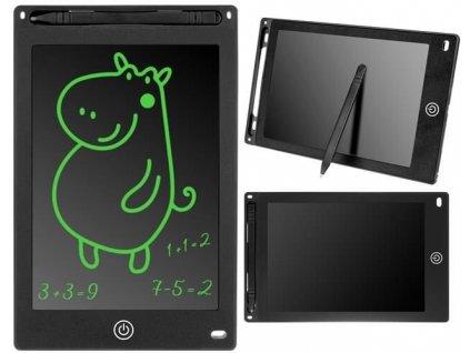 Digitální LCD tabulka 8,5 palce pro kreslení a psaní černá, 8965