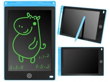 Digitální LCD tabulka 8.5 palce pro kreslení a psaní, modrá, 8968