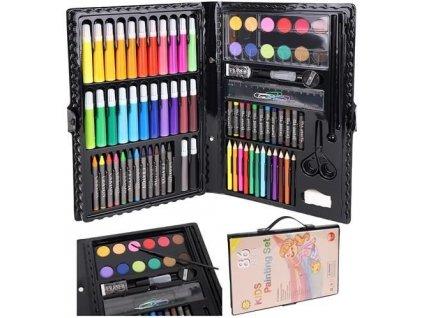 Výtvarná sada Kids Painting Set 86 ks, 9173