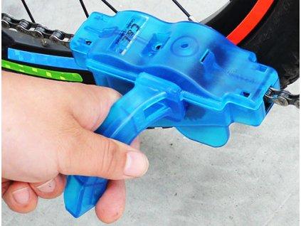 Čistič řetězu na kolo, KX9278