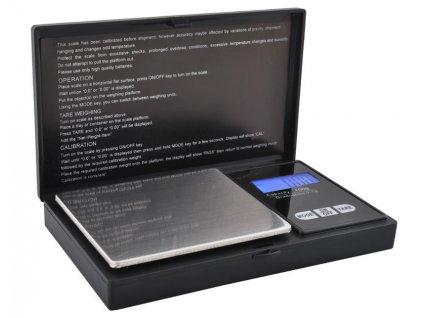 Digitální kapesní váha 500g / 0,01g Professional