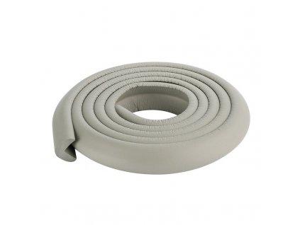 Pěnová páska 0.8 x 2.3 x 200cm, šedá, KX9332_1
