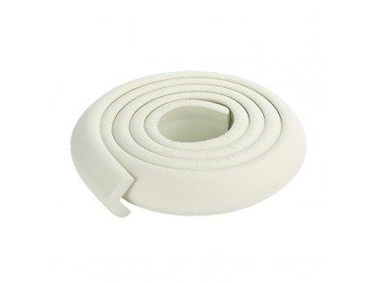 Pěnová páska 200x2,3x0,8cm - bílá, KX9332_4