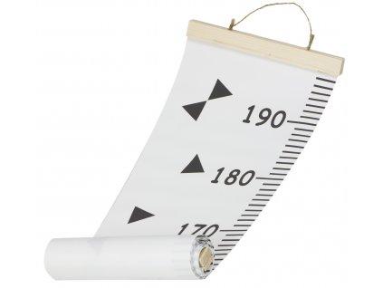 Měřítko vzrůstu - Metr 20x200cm, KX9951_2