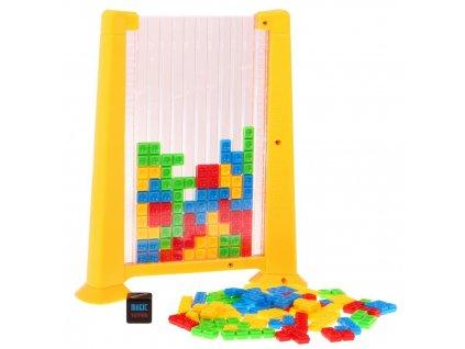 Tetris 3D žlutý, KX1845