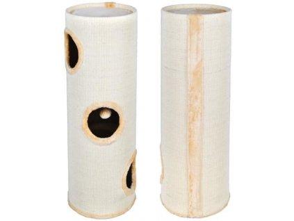pol pl Drapak dla kota tuba 100cm bezowa 11735 9