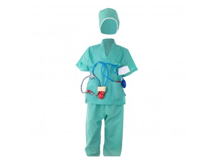 Dětský kostým Chirurg, KX6915