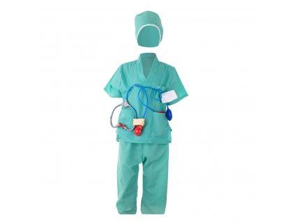 Dětský kostým Kostým Chirurg, KX6915