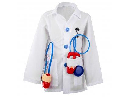 Dětský kostým Lékař, KX6917