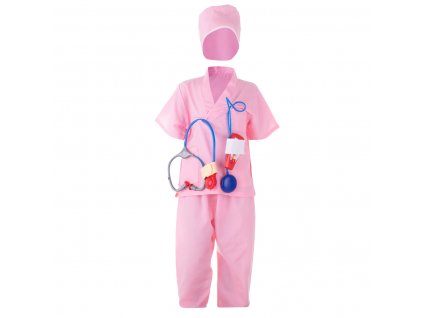 Dětský kostým Zdravotní sestřička, KX6920
