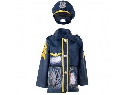 Dětský kostým Policista, KX6923