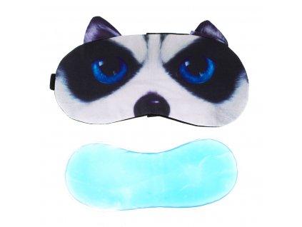 KIK, KX7283 3D Maska na spaní oči,