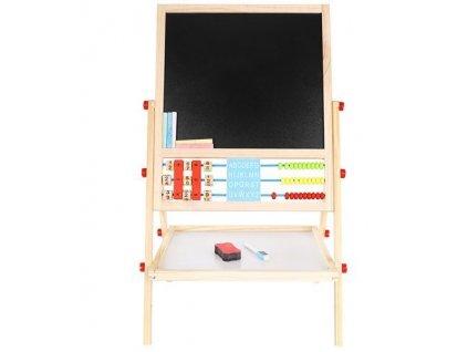 Multifunkční oboustranná tabule pro děti 42 x 32,5 cm, 9449