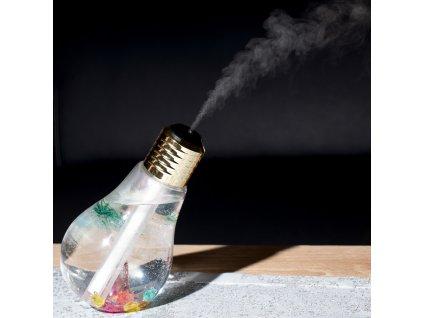 LED zvlhčovač vzduchu žárovka, KX7433
