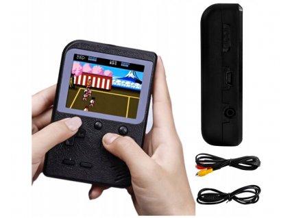 Herní konzole Mini Game Box 400v1, 9629