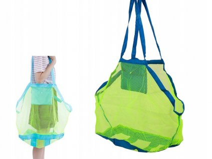 Skládací taška na plážové vybavení i dětské hračky, 14178