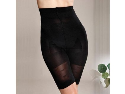 Stahovací kalhoty Slim Lift California Beauty - XXL - černá