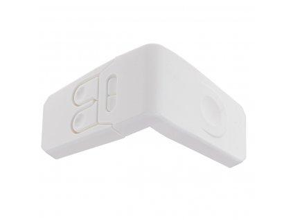 Bezpečnostní zábrana na skříně 1 ks bílá, KX7492_2