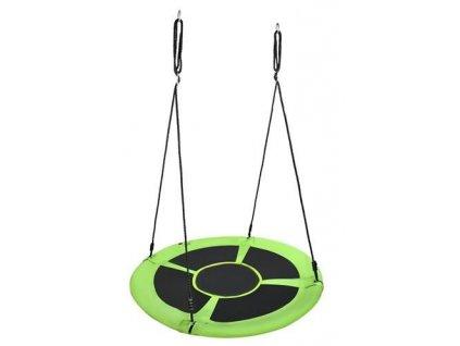 Houpací kruh 120 cm zelený, 10069