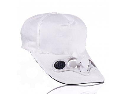 czapka z wiatraczkiem bialy 11097