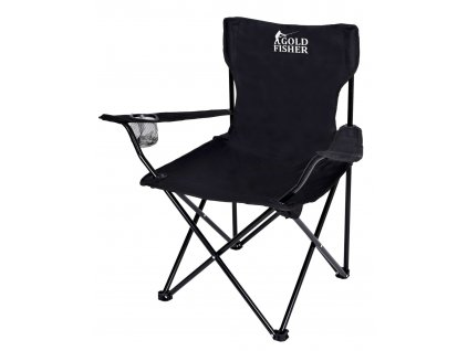 1463skladane krzeslo wedkarskie hugo czarny 01