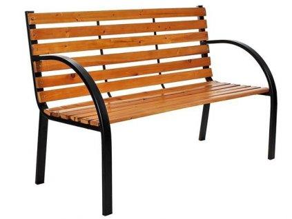 Zahradní lavička Betty 125cm, 9808
