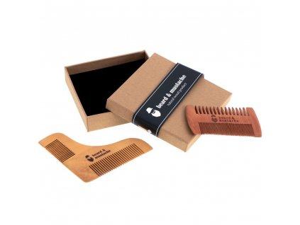 eng pl Beard mustache comb set 2135 10