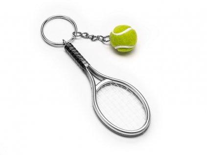 eng pl Sport keychain tennis 1984 2