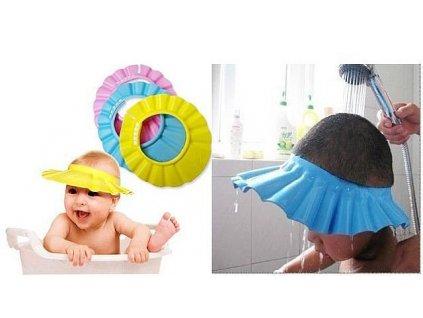 Ochranný kšilt pro děti, modrý