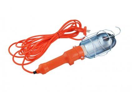 Přenosná pracovní lampa - kabel 10m