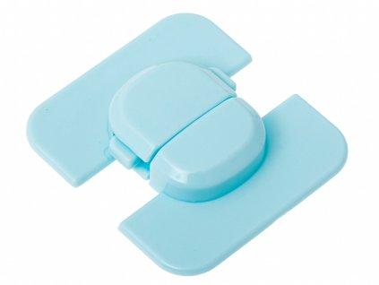 Bezpečnostní zábrana na nábytek 1 ks modrá, KX6314_3