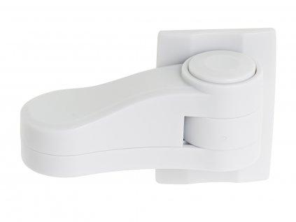 Nalepovací dětský zámek na kliku 1 ks bílý, KX6319