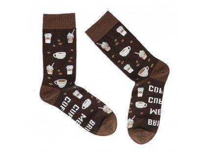 Ponožky - Přines mi kávu