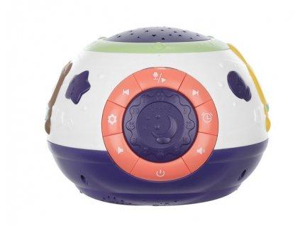 Noční projektor LED osvětlení 3v1, 11212