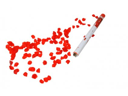 Vystřelovací konfety - růže, 571